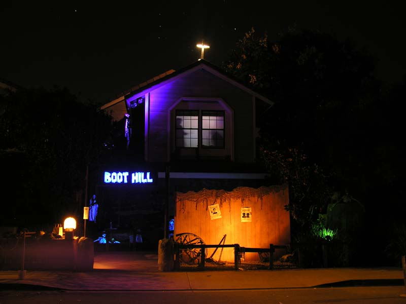The Legend of Boot Hill