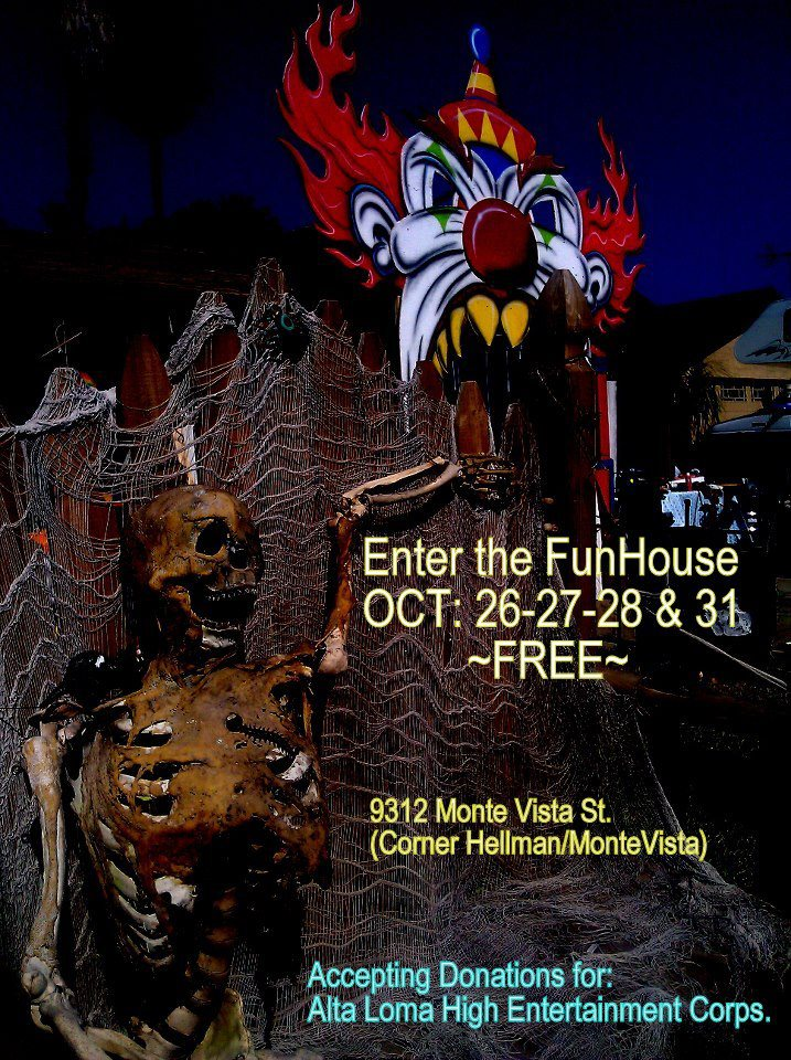 Enter the FunHouse